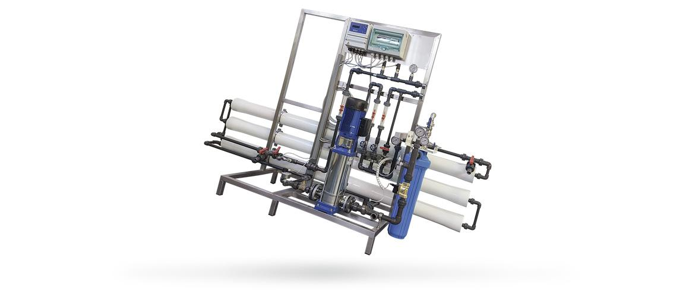 RO 1500-RO 2000-RO 2500, Reverse osmosis, Reverse osmosis